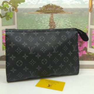 Louis Vuitton Toiletry Pouch Graphite Monogram