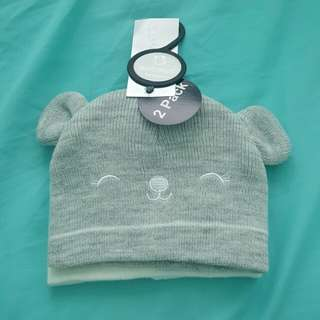 Brand New With Tags Beanie 0-6 months