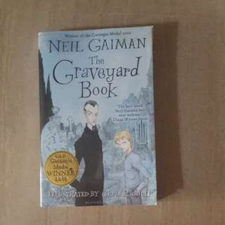The graveyard book- Neil gaiman