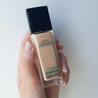 Maybelline Fit Me foundation FULL
