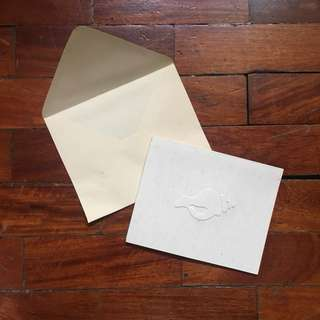 Envelope and Letter Papers