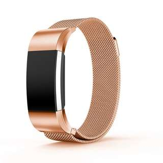 Instock : Fitbit charge 2 strap milanese by PoMo