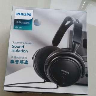 Philips Stereo Headphone SHP 2000