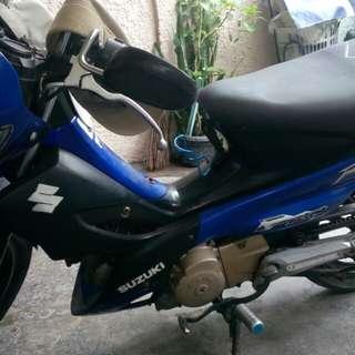 Suzuki Raider Jr Pro