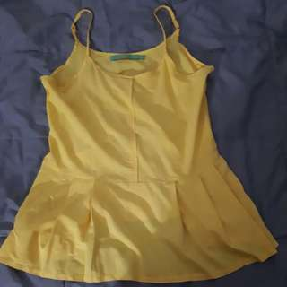 Yellow singlet hardware