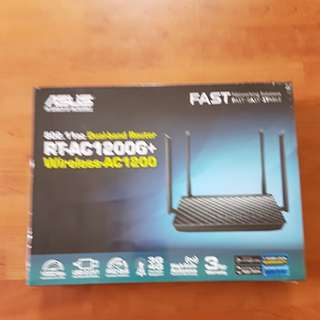 BNIB Asus Wireless Dual band router