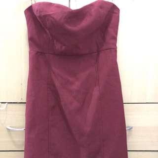 F21 Tube Dress
