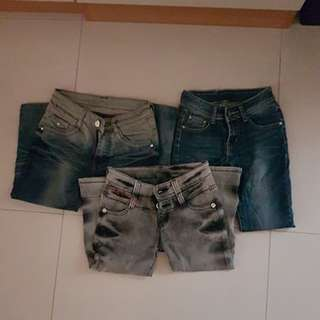 Assorted Jean (Age : 10-12)