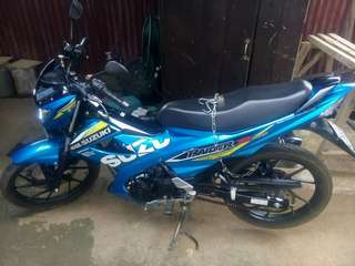 Raider 150 6k mileage slightly used