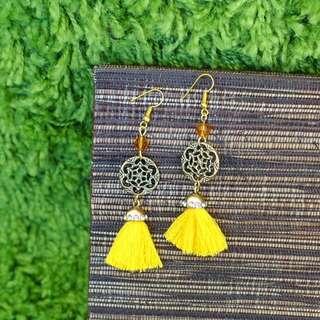 Tassel Dangling Earrings