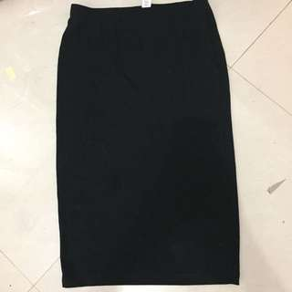 Midi skirt forever 21