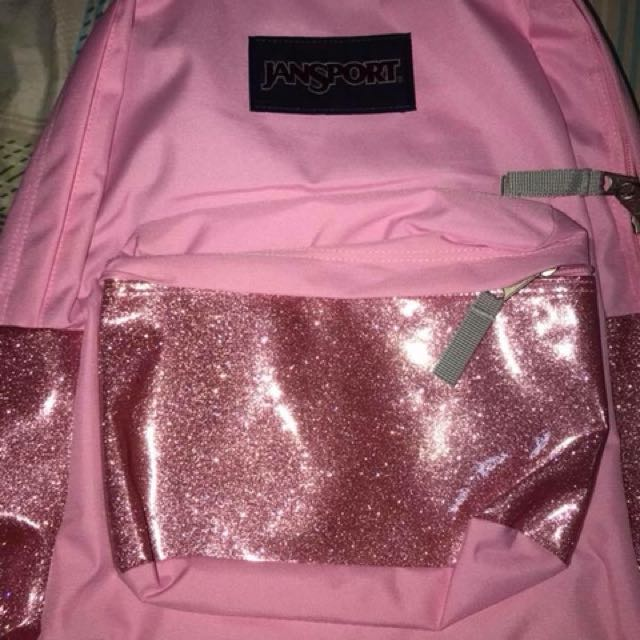 100% AUTHENTIC JANSPORT BACKPACK