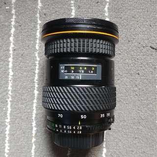 Tokina 28-70mm f2.8 ATX-AF