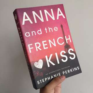 🎀 anna and the french kiss [ya book]