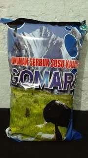 Susu Kambing Gomars (sachet-an)