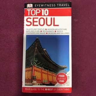 DK Eyewitness Travel - Top 10 Seoul