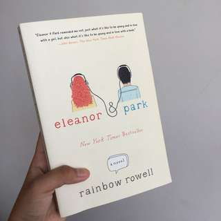 💫 eleanor & park [ya book]