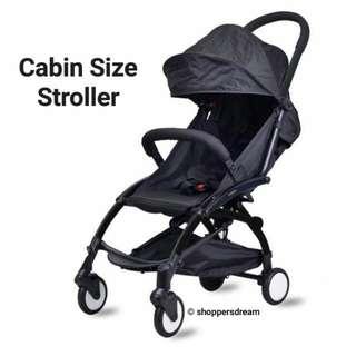 Instock Yoya Cabin Size Stroller - Black