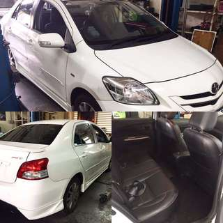 Vios for one month!