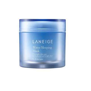 Brand new Laneige Water Sleeping Mask