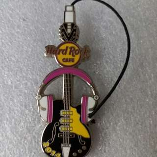 Hard Rock Cafe Pins ~ ONLINE HOT & RARE 2014 HEADPHONE STRING GUITAR SERIES # 2!