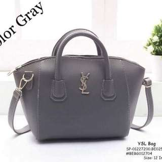 YSL sling bag size : 12 inches (small)