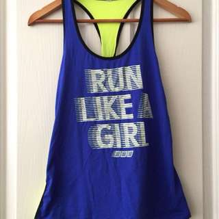 Lorna Jane Run Singlet - XS