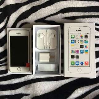 Iphone 5 and 5s
