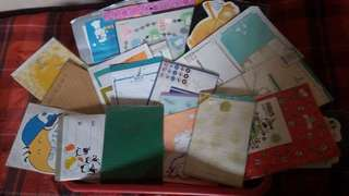 Stationeries for sale