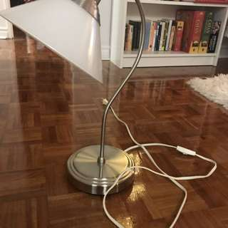 FREE desk lamp - great used condition - ikea lamp