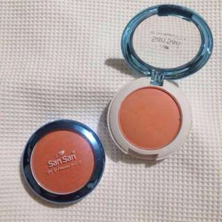San San Cheek Blusher Bundle