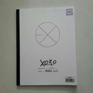 WTS EXO XOXO ALBUM