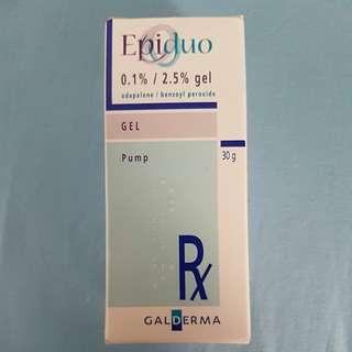Epiduo Cream(Benzoyl Peroxide+Adapalene)