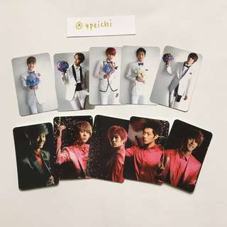 [WTS] Beast Midnight Sun Limited Edition Official Photocards