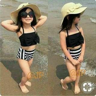 Kids swimwear two piece
