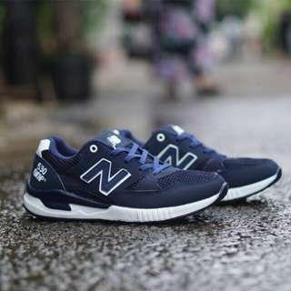 New Balance 530 Encap Blue Navy Pattern
