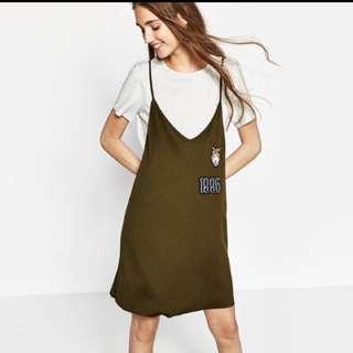 Zara inspired shift dress