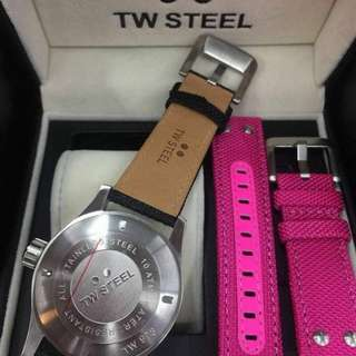 TW STEEL Black Ribbon Special Edition Watch