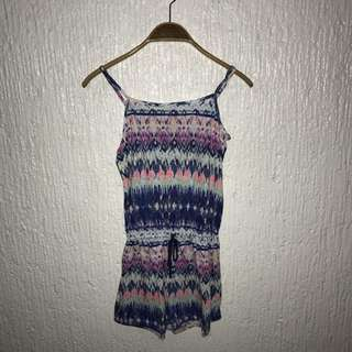 Cotton On Colorful Romper