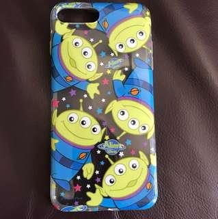 迪士尼 iPhone 7+ case 三眼怪 Disney toy story 保護套