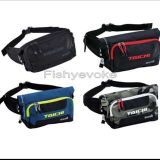 [FREE DELIVERY] Taichi Waterproof Waistpouch