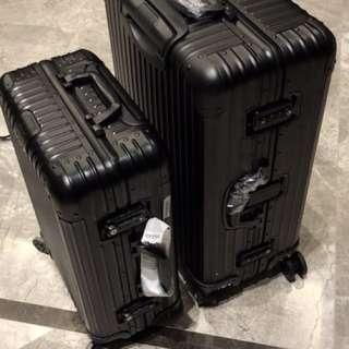 Rimowa inspired Full Aluminium luggage