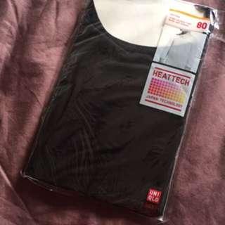 Heattech black Long sleeve (toddler)