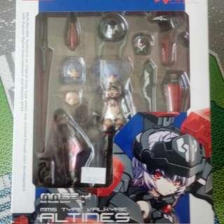Konami Busou Shinki MMS type Valkyrie Altines