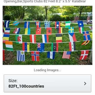 String International Flags