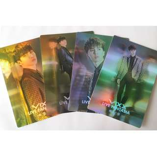 VIXX LIVE IN ELYSIUM HOLOGRAPHIC POSTCARDS