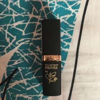 L'oréal collection privee by Eva lipstick