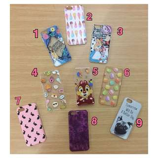 Preloved Casing Iphone 6/S & Iphone 7