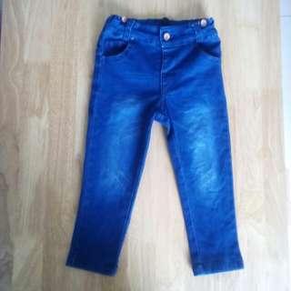 Boy Skinny Jeans 2-3y