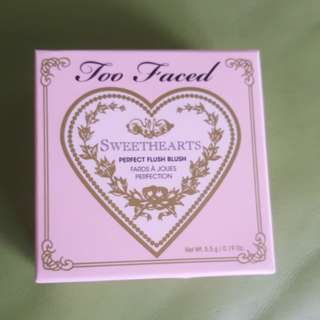 Brand new Too Faced Blusher (Shade: Candy Glow)